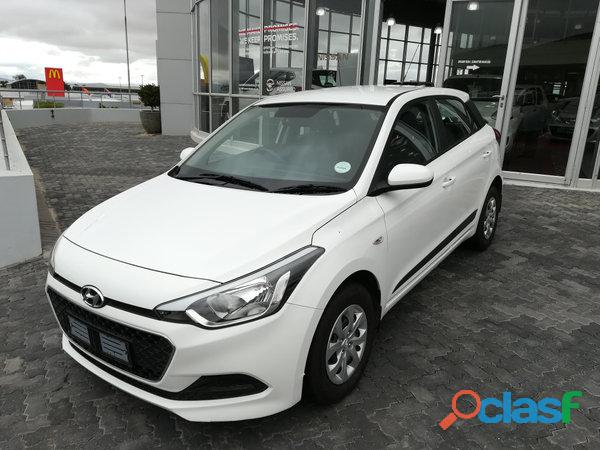 2017 Hyundai i20 1.4i MOTION 0