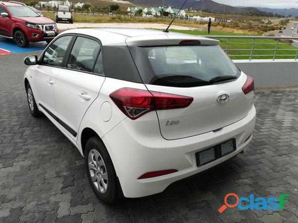 2017 Hyundai i20 1.4i MOTION 5
