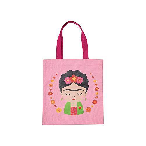 Sass & Belle Kahlo Frida Bag, Pink, Multicoloured, Single 0