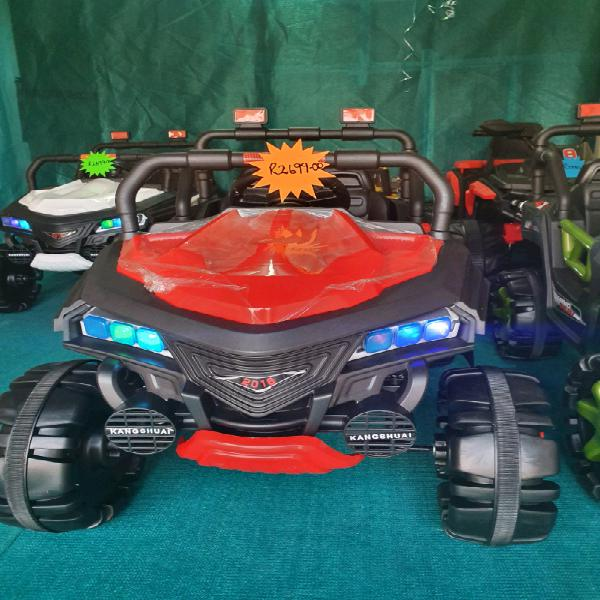 Kids Electric Cars 0