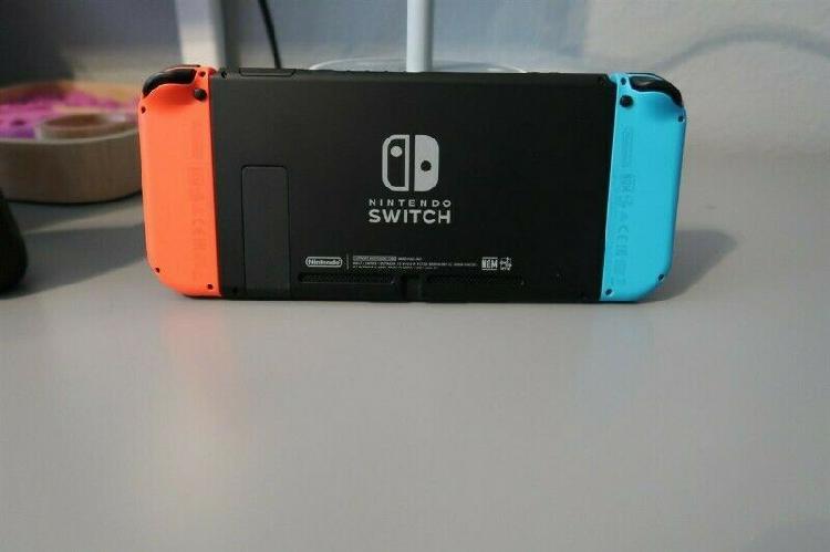 Nintendo Switch Bundle: Super Smash Bros, Mario Kart 8, 0