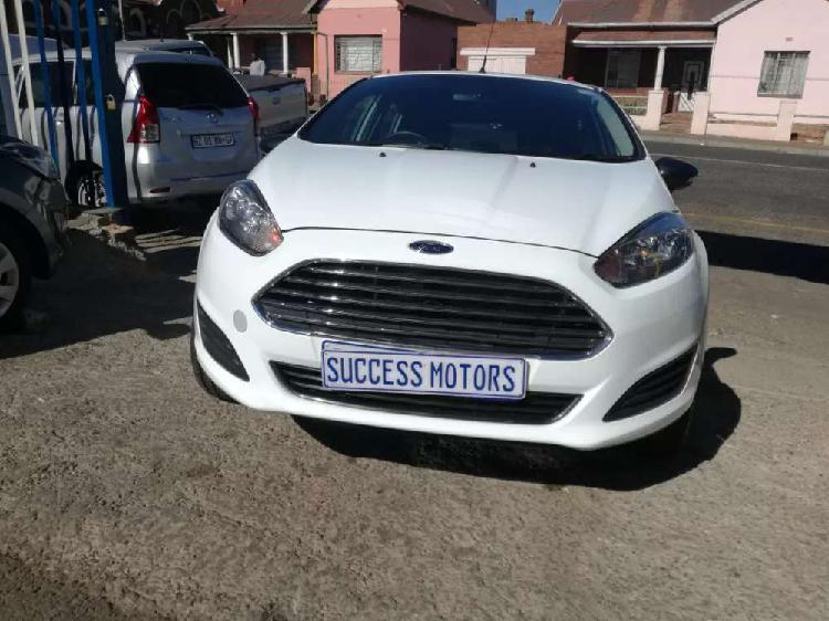 2017 Ford Figo 1.0 petrol 0