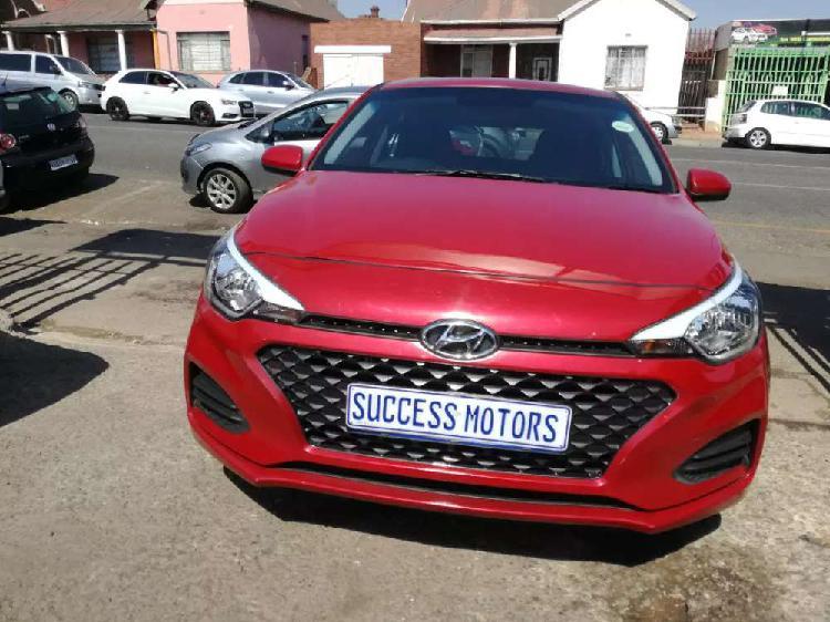 2019 Hyundai i20 1.2 Motion 0