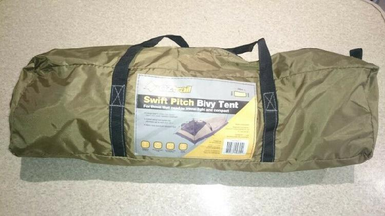 Oztrail Swift Pitch Bivy Tent for sale 0