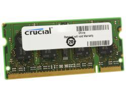 Crucial 4GB DDR3L 1600MHz SO-DIMM Single Rank - Crucial 0