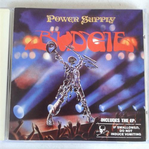 Budgie - Power Supply (1980/re1996) [D] 0