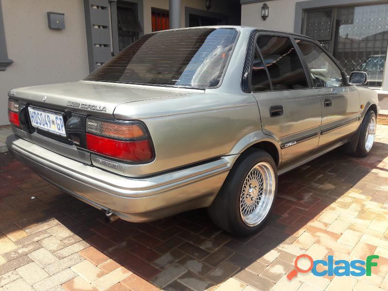 Toyota Corolla 1995 2