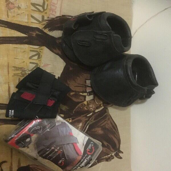 Cavallo SIZE 1 horse bootsand hoof protectors 0