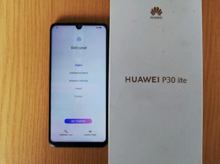 Huawei P30 lite 128gb 0