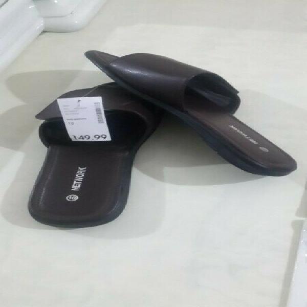 Mens slippers 0