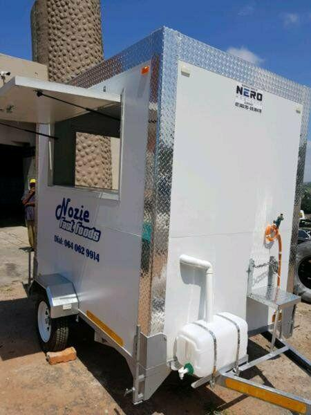 Mobile Kitchen, Food Kiosk, Food Trucks 0