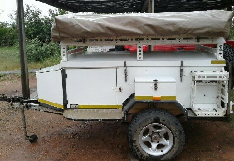 Venter Botswana Special 4x4 trailer for sale 0