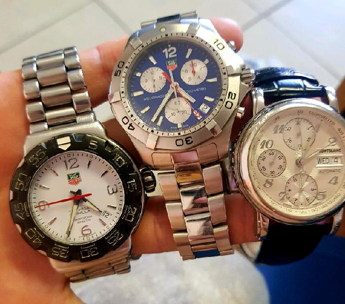 Tag Heuer and Luxury Watches for Sale 0