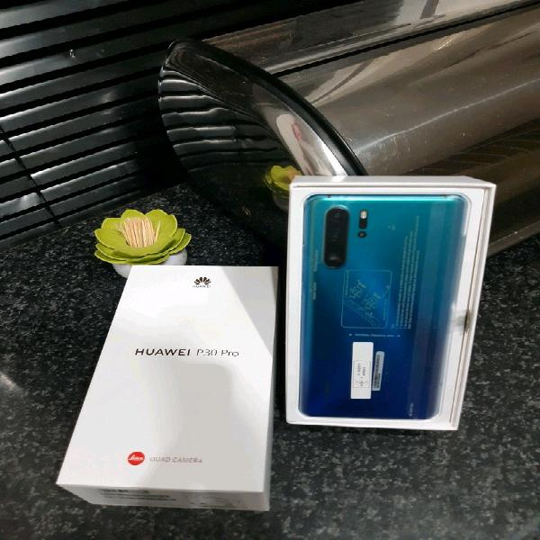Huawei P30 Pro 256 Gb With Box For Sale 0