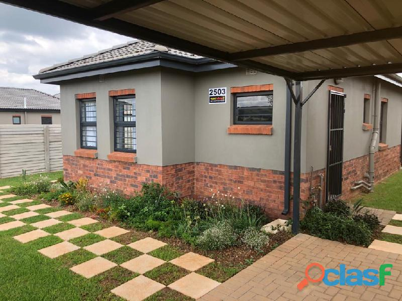 Westview Security estate   New houses in Pretoria west @affordable prices