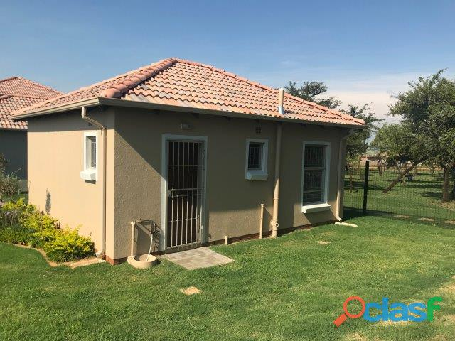 Tuscan Houses in Gem Valley, Mamelodi east