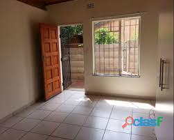 Carslwald Hilltop Lofts 1bedroomed unit to rent for R4800 bathroom, kitchen and lounge, loft unit 1