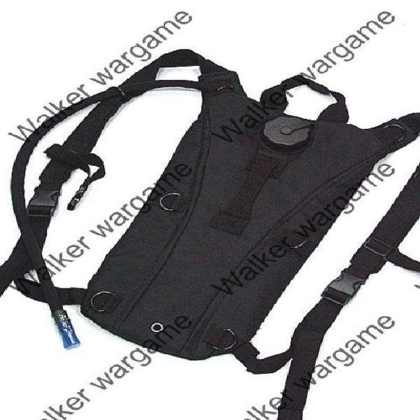 Hydration water backpack system bag w/ 3l reservoir - swat