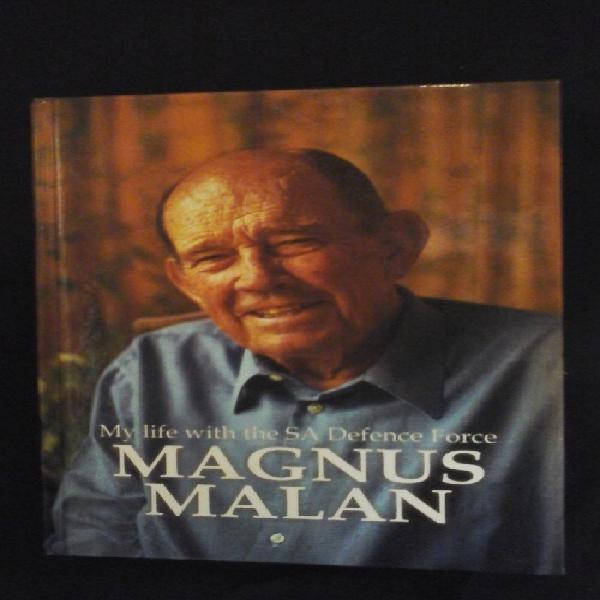 Magnus malan - my lewe saam met die sa weermag