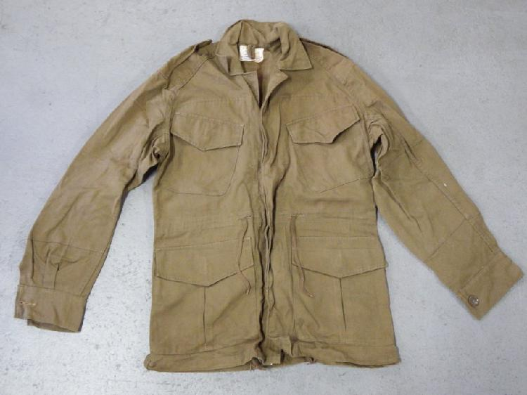 Sadf nutria bush jacket - total back length: 73cm, armpit to