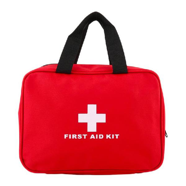 210pcs emergency first aid kit camping travel portable
