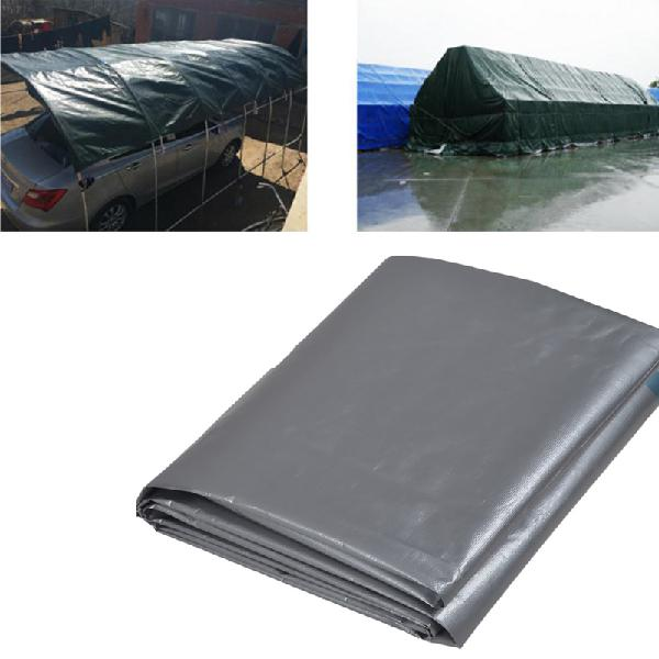 6x7.5m tent sunshade car vehicles tarpaulin outdoor
