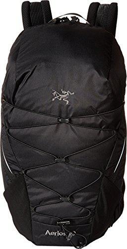 Arc'teryx aerios 10 backpack (raven)
