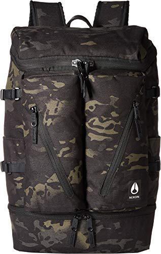 Nixon men's scripps backpack black multicam one size