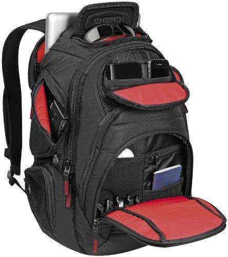 Ogio renegade rss sports active backpack - black / 19.5h x