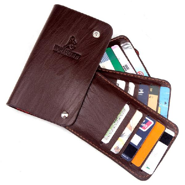 Outdoor portable wallet id document rotatable credit card