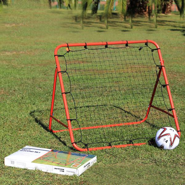 Soccer baseball training exercise stander rebound target