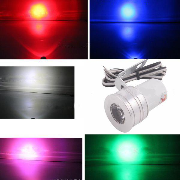 12v motorcycle electric car decorative led strobe chassis