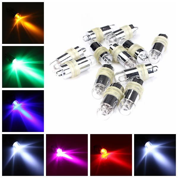 12pcs wedding party lantern balloon decoration light motor
