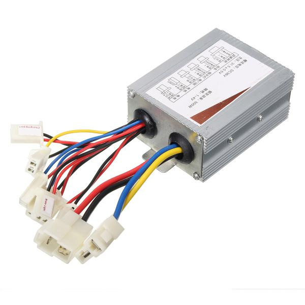 36v 500w motorcycle controller brushed w/ throttle twist