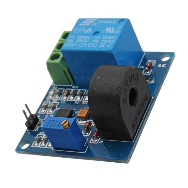 3pcs dc 12v 5a overcurrent protection sensor module ac
