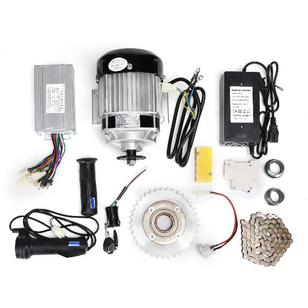 48v 500w electric tricycle scooter brushless motor