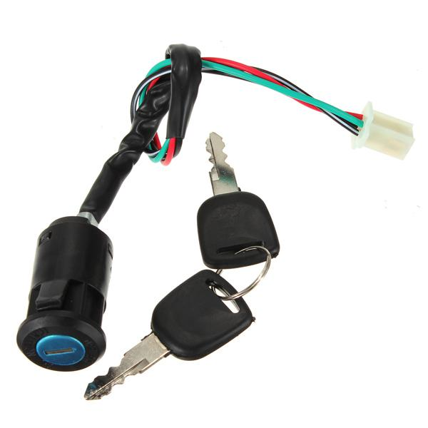 Ignition switch key for motorcycle atvs dirt bike 50cc 70cc