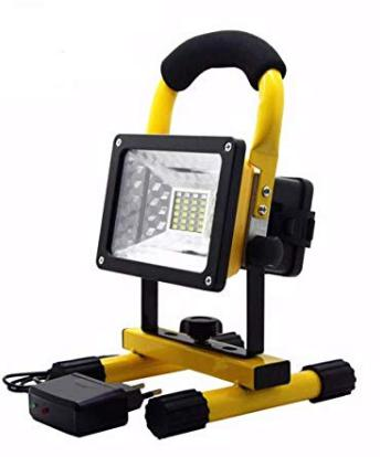 New*aterproof 30w led flood light portable spotlights