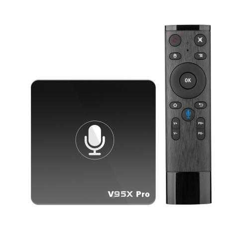 Nevenoe smart android tv box media player - with voice