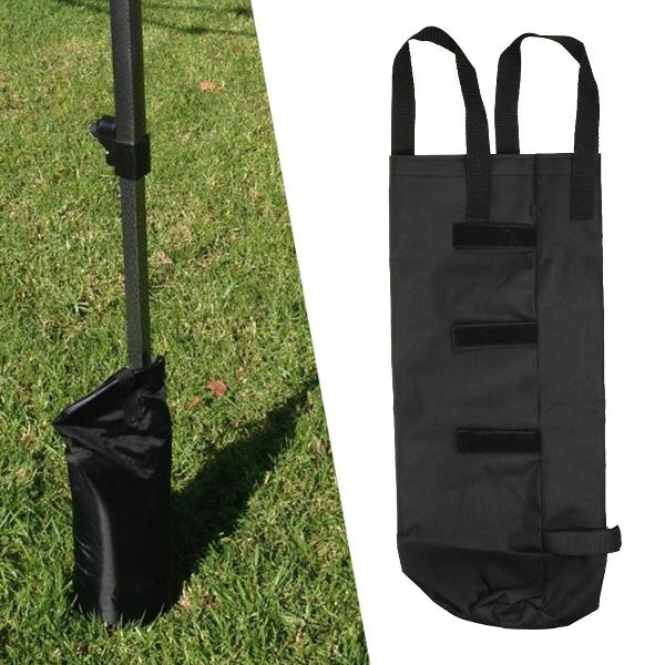 Outdoor Camping Tent Sand Bag 600D Oxford Windproof Fixing