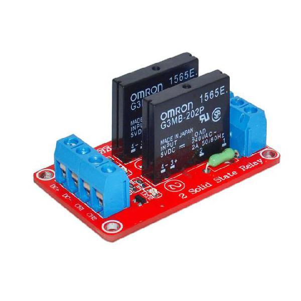 Solid state relay module | solid state / relay module