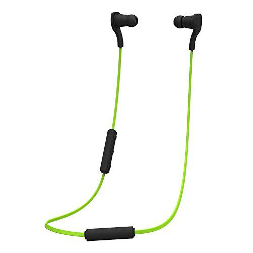 Wireless bluetooth headset in-ear headphone port waterproof