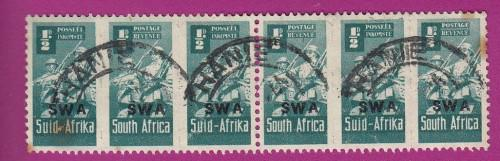 South West Africa SWA (Now Namibia) - 1943 - Small Wars War
