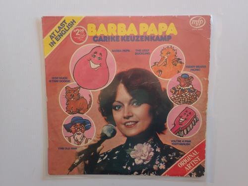 Barbapapa carike keuzenkamp 1978