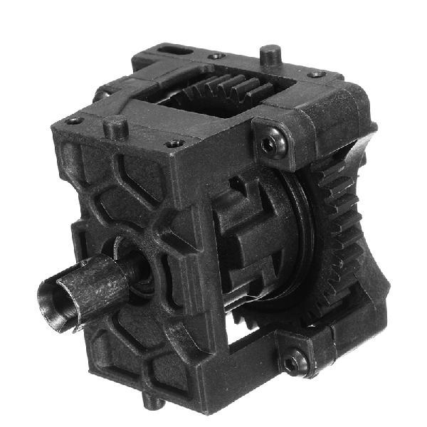Dhk 8382-200 central diff gear box(complete) 1/8 8381 8382