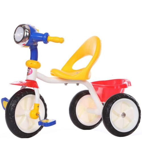 Kids 3 wheel tricycle - available in pink or blue