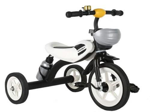 Kids 3 wheel tricycle - black