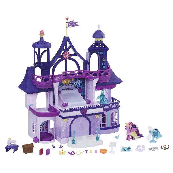 My little pony toy magical school of friendship playset with
