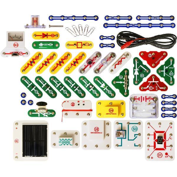 Snap circuits uc-60 electronics exploration upgrade kit |