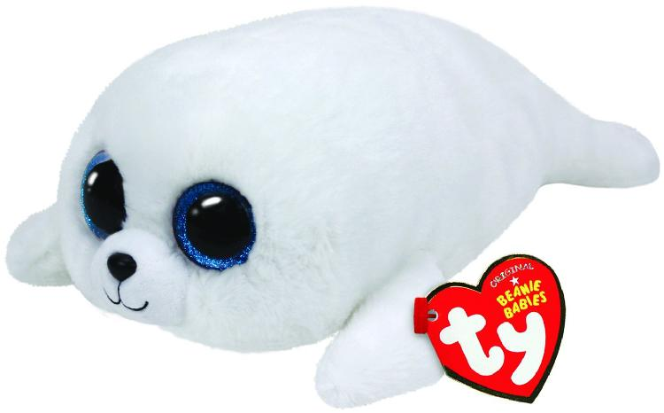 TY Beanie Boo Plush - Icy the Seal 15cm